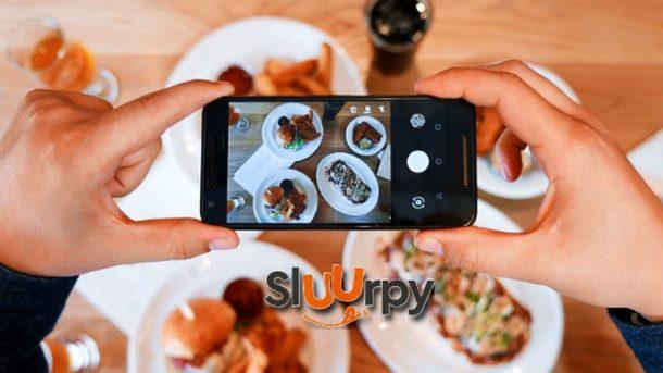 Come Sluurpy ti aiuta nella scelta del ristorante: ecco il menù digitalizzato